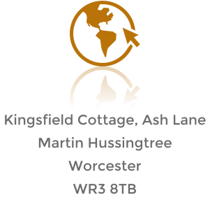 Kingsfield Cottage, Ash Lane Martin Hussingtree Worcester WR3 8TB